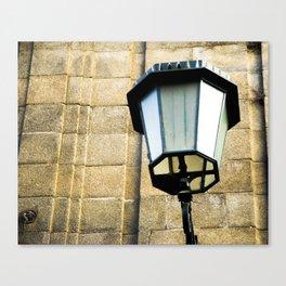 street lamp Canvas Print