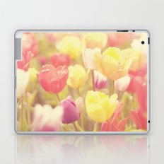 life isn't a tiptoe through the tulips ... Laptop & iPad Skin