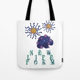 New Form Tote Bag