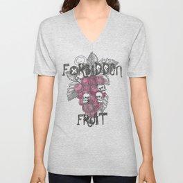 forbidden fruit Unisex V-Neck