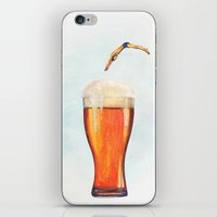 holiday iPhone & iPod Skins featuring Holiday by Art-Thefts