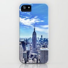 Empire State from the Rock. iPhone (5, 5s) Slim Case