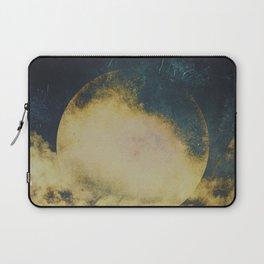 Golden moon Laptop Sleeve