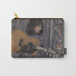 Loretta Lynn Carry-All Pouch