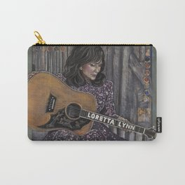 Loretta Lynn Carry-All Pouch