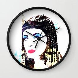 Elizabeth Taylor Wall Clock