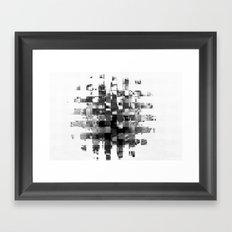 The Disco Ball Framed Art Print