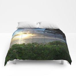 Hawaiian Light Comforters