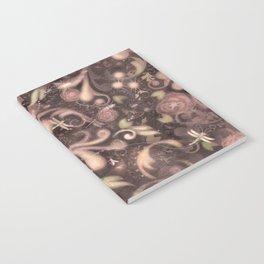Baroque Dragon fly Notebook