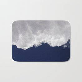 Rumble Blue Bath Mat