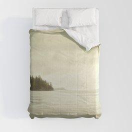 Salish C Tofino BC Comforters