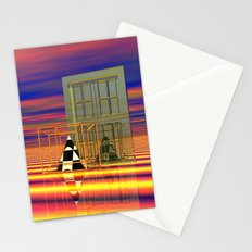 Caged in. Stationery Cards