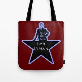 Josh Lyman (Star)  Tote Bag