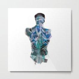 Frammenti di te Metal Print