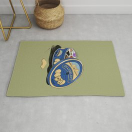 Sewing Kit Rug