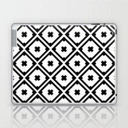 Graphic_Tile Black&White Laptop & iPad Skin