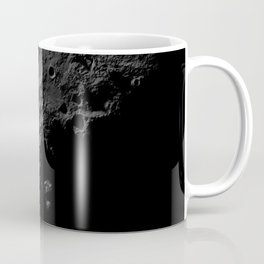 Moon Craters Coffee Mug