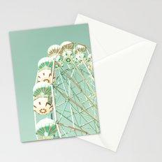 Make My World Go Round Stationery Cards