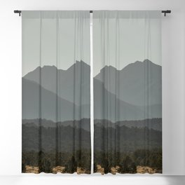 Rocky Mountain Haze Blackout Curtain