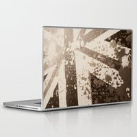 flag Laptop & iPad Skins featuring Flag by Kees