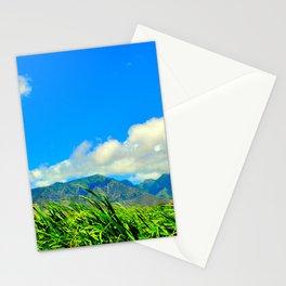 Maui Cane Feilds Stationery Cards