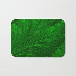 Renaissance Green Bath Mat