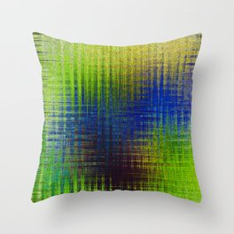 The Colour Out of Space Throw Pillow
