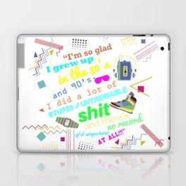 80's Laptop & iPad Skin