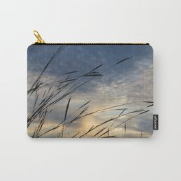 Twilight Blue Carry-All Pouch