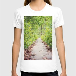 Forest Path T-shirt