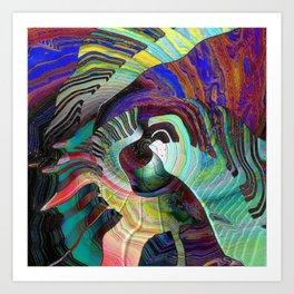 Keys To The Soul Art Print