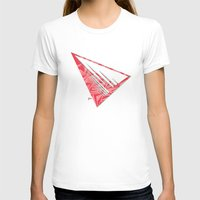 pyramid T-shirts featuring Pyramid by Flester