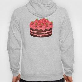 Strawberry Chocolate Cake Hoody