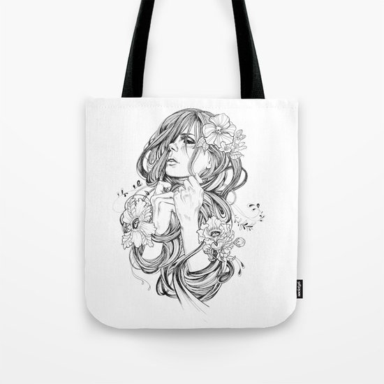 From A Tangled Dream Tote Bag