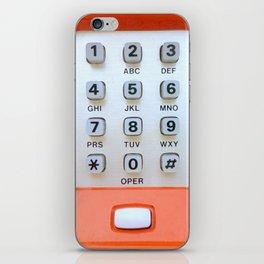 Princess Touchtone iPhone Skin