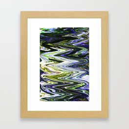 Psychedelic II Framed Art Print