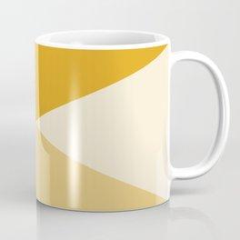 Mustard Tones Coffee Mug