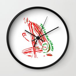 ATCQ - The Low End Theory Wall Clock