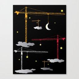 The Night Crew Canvas Print