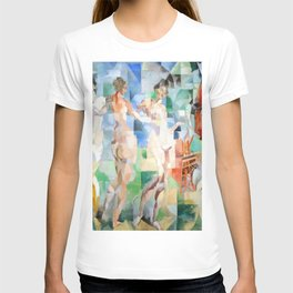 Robert Delaunay - the City of Paris T-shirt