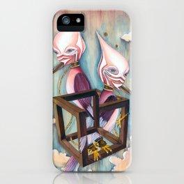Bird | Purgatory iPhone Case