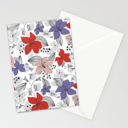 Avery White Stationery Cards