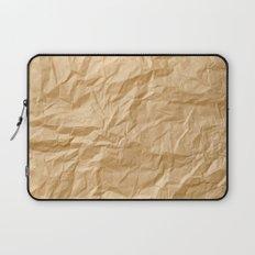 Paper Trash Laptop Sleeve
