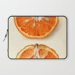 Vintage Painting of Tangerines Laptop Sleeve