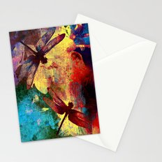 Dragonflies Stationery Cards