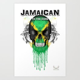To The Core Collection: Jamaica Art Print