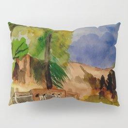 Ghost Ranch Landscape Pillow Sham