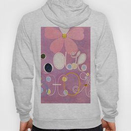 "Hilma af Klint ""The Ten Largest, No. 05, Adulthood, Group IV"" Hoody"