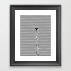 kongalism Framed Art Print