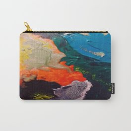 El Nino Abstract Carry-All Pouch